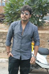 Actor Tanish at Nuvvu Sarigama Nenu Padanisa Movie Opening Stills