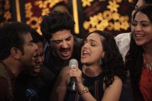 Dulquer Salmaan, Nithya Menon in O Kadhal Kanmani Movie Stills