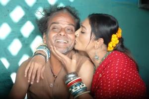 L.B.Sriram, Ramya Sri in O Malli Movie New Stills