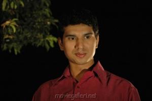 Tejesh Naidu @ O Manasa Movie Stills