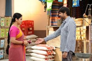 Kalyani, Jagapathi Babu in O Manishi Katha Telugu Movie Stills