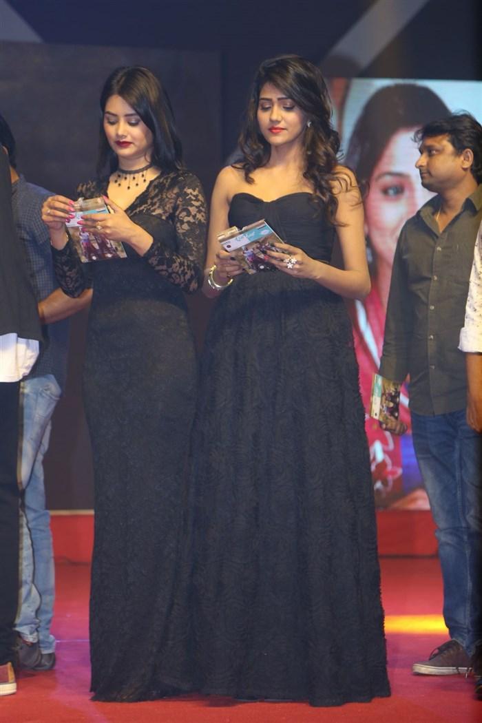 Monika Singh @ O Pilla Nee Valla Movie Audio Launch Stills