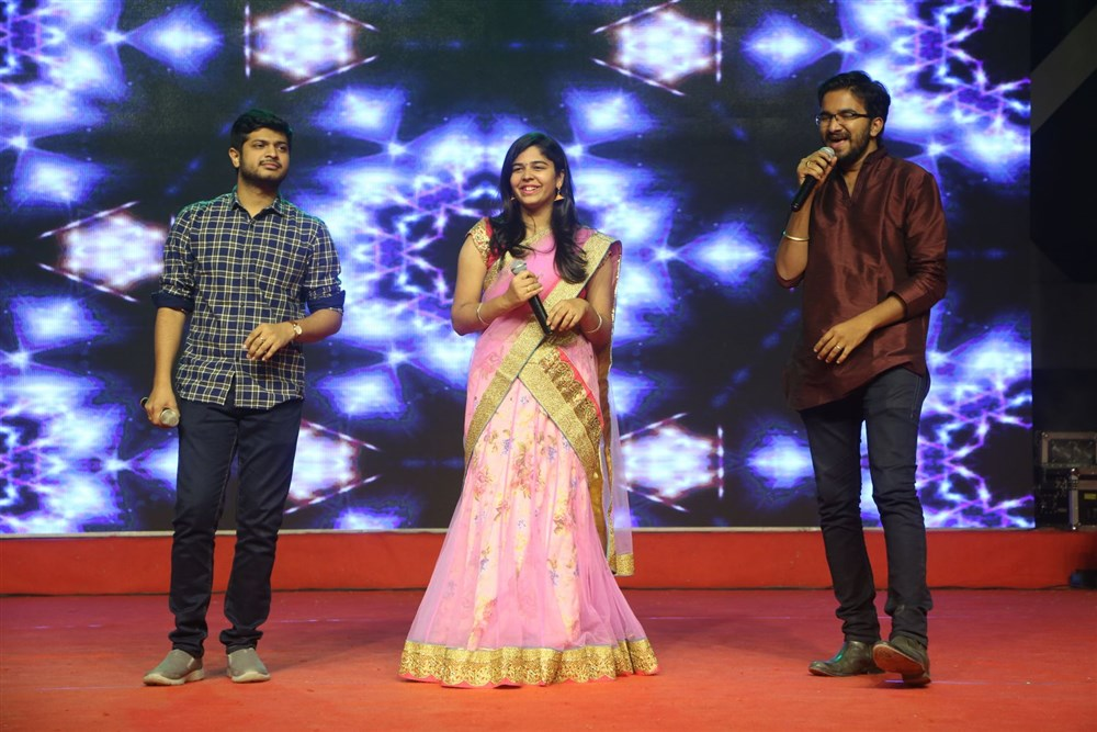 O Pilla Nee Valla Movie Audio Launch Stills