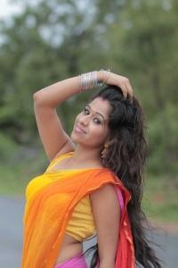 Actress Manali Rathod in O Stree Repu Raa Movie Stills