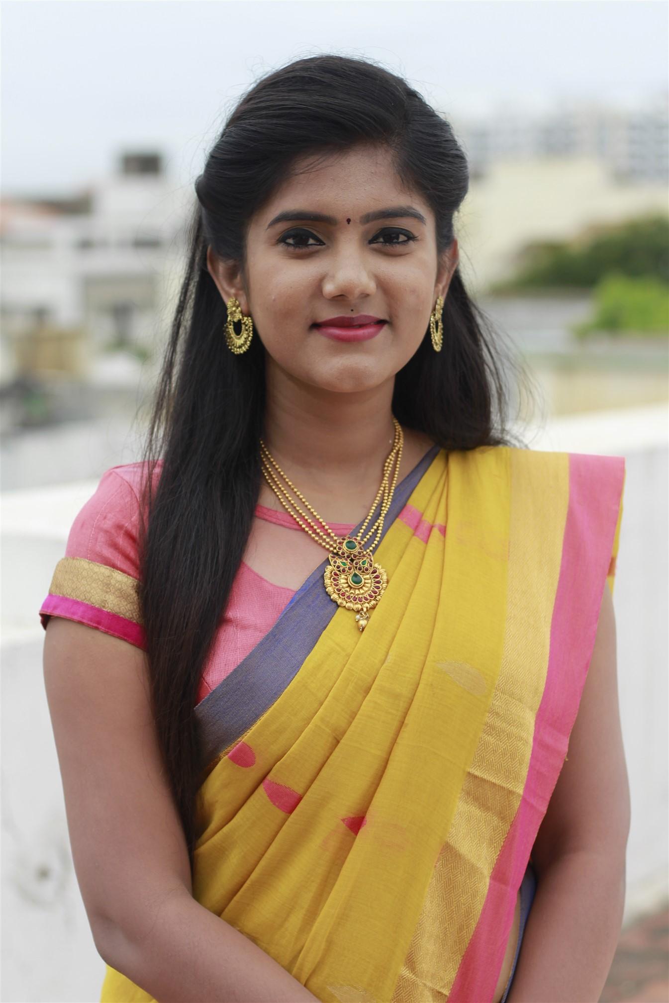 Actress Poornisha in Obama Ungalukkaaga Movie Stills