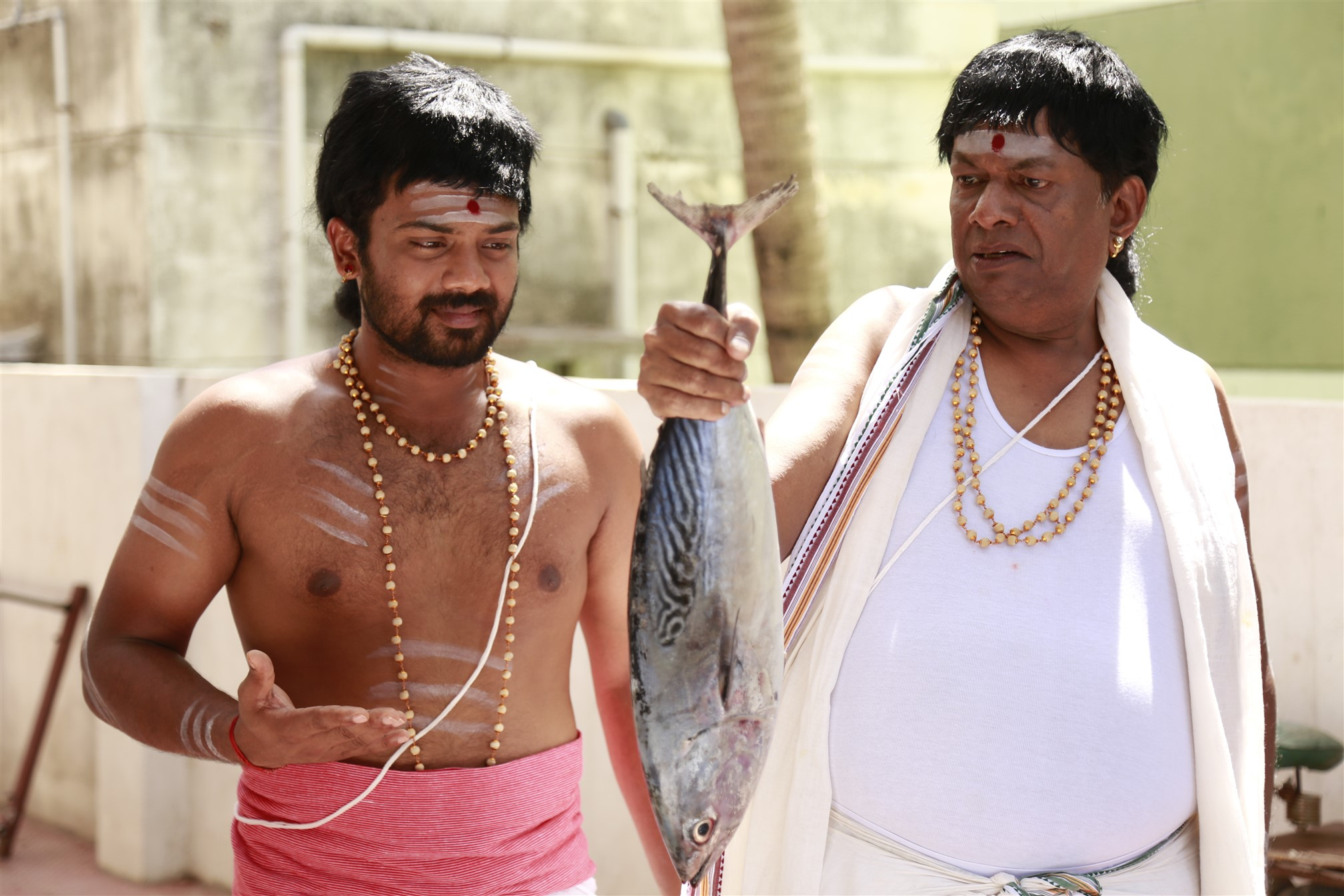 Janagaraj in Obama Ungalukkaaga Movie Stills