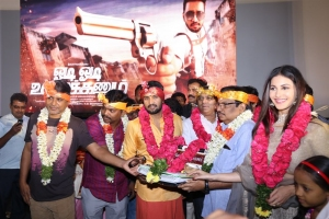 Odi Odi Uzhaikkanum Movie Pooja Stills