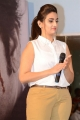 Anchor Manjusha @ Officer Movie Press Meet Stills