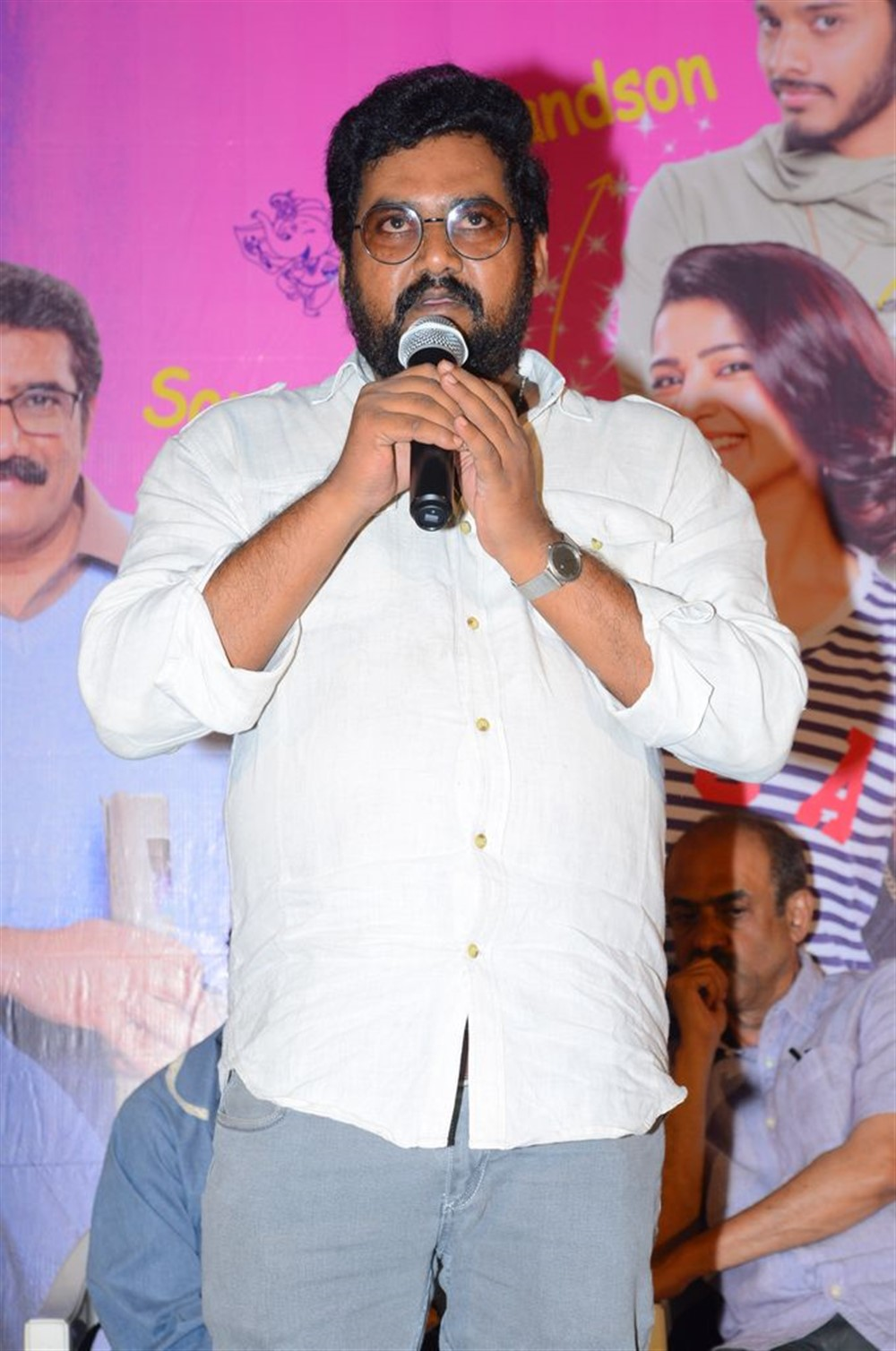 Oh Baby Movie Press Meet Stills
