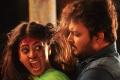 Megha Sri, Tanish in Oh My God Telugu Movie Stills
