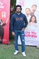 Ashok Selvan @ Oh My Kadavule Movie Press Meet Photos