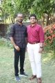 Ram Kumar, Dhilli Babu @ Oh My Kadavule Success Meet Stills