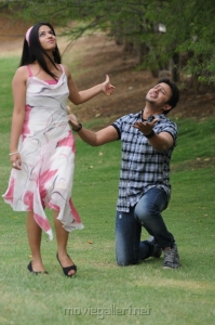 Nisha Shah, Raja in Oh My Love Latest Stills