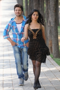 Raja, Nisha Shah in Oh My Love Latest Stills