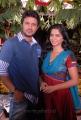 Actor Raja, Actress Nisha Shah at Oh My Love Movie Location