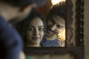 Nithya Menon, Dulquer Salmaan in OK Bangaram Movie Photos