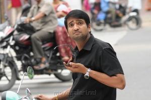 Actor Santhanam in OK OK Telugu Movie Stills