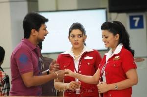 Ushayanidhi, Hansika, Sneha in OK OK Telugu Movie Stills