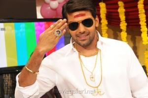 Actor Arya in OK OK Telugu Movie Stills
