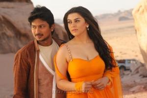 Udhayanidhi, Hansika in OK OK Telugu Movie Stills