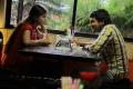 Monal Gajjar, Shravan in Oka College Story Movie Stills