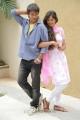 Shravan, Monal Gajjar in Oka College Story Movie Stills