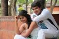 Monal Gajjar, Sravan in Oka College Story Movie Stills
