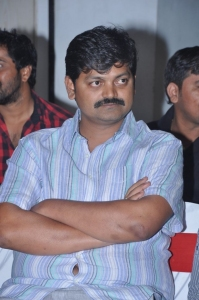 Vijay Kumar Konda @ Oka Laila Kosam Movie Success Meet Stills