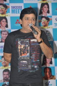 Actor Ali @ Oka Laila Kosam Movie Success Meet Stills