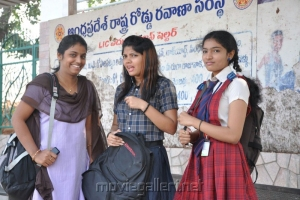 Actress Gayatri in Oka Romantic Crime Katha New Stills