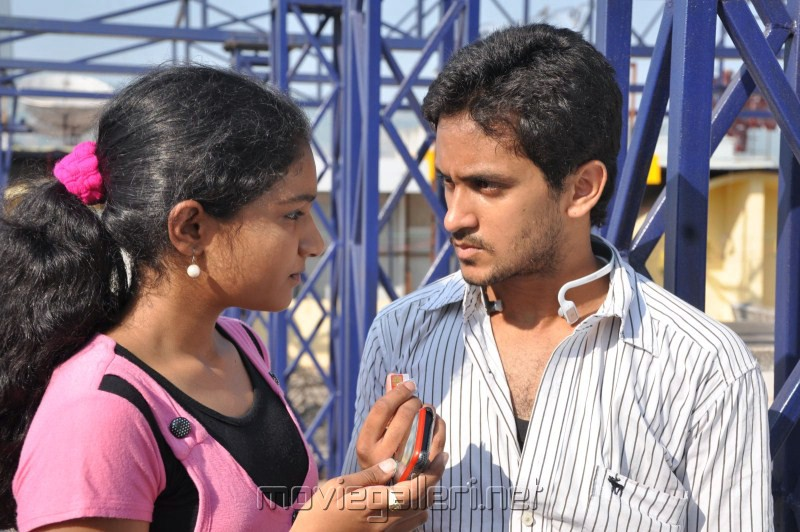 Oka Romantic Crime Katha Movie New Stills