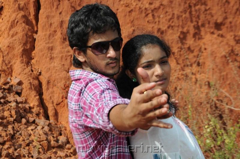 Oka Romantic Crime Katha Movie New Stills