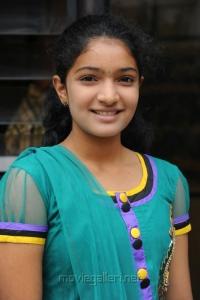 Actress Gayathri at Oka Romantic Crime Katha Success Meet Stills