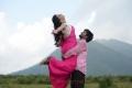 Nisha Shah, Dileep Kumar in Oke Okka Chance Telugu Movie Photos