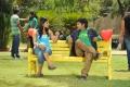 Dileep Kumar, Nisha Shah in Oke Okka Chance Telugu Movie Photos