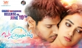Sundeep Kishan & Nithya Menon in Okka Ammayi Thappa Movie Release June 10th Wallpapers