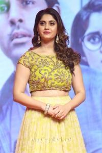 Actress Surabhi @ Okka Kshanam Pre Release Function Stills