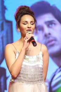 Actress Seerat Kapoor @ Okka Kshanam Pre Release Function Stills