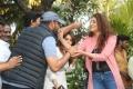 Okka Kshanam Movie Success Meet Stills