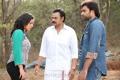 Nithya Menon, Nagendra Babu, Nara Rohit in Okkadine Movie Stills