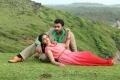 Hero Nara Rohit & Heroine Nithya Menon in Okkadine Latest Stills