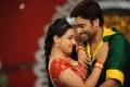 Cute Nithya Menon, Nara Rohith in Okkadine Movie Latest Stills