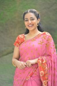 Actress Nithya Menon in Okkadine New Stills