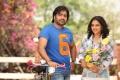 Nara Rohit & Nithya Menon in Okkadine Movie Photos