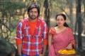 Nara Rohit Nithya Menon in Okkadine Movie Stills