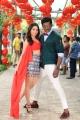 Tamanna, Vishal in Okkadochadu Movie Stills