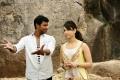 Vishal, Tamanna in Okkadochadu Movie Stills