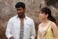 Vishal, Tamannaah in Okkadochadu Movie Stills