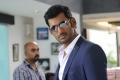 Actor Vishal in Okkadochadu Movie Stills