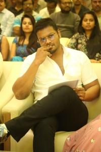 Actor Manchu Manoj @ Okkadu Migiladu Pre Release Function Stills